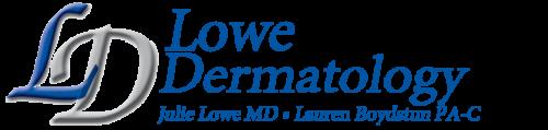 Lowe Dermatology Logo